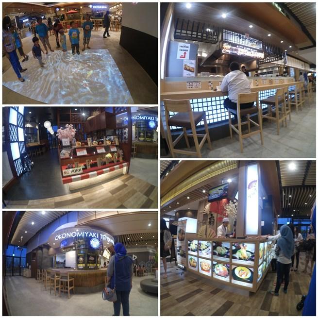 Food Culture AEON Mall BSD : Surganya Kuliner Makanan Jepang